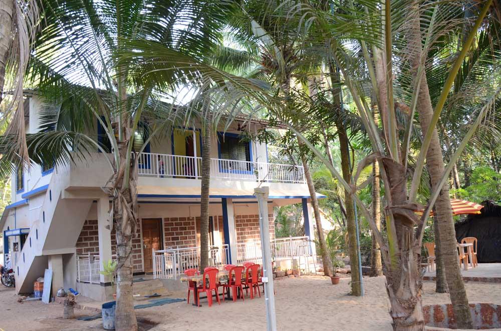 Aapa's  Coconut  Garden