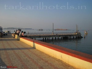 malvan  jetty