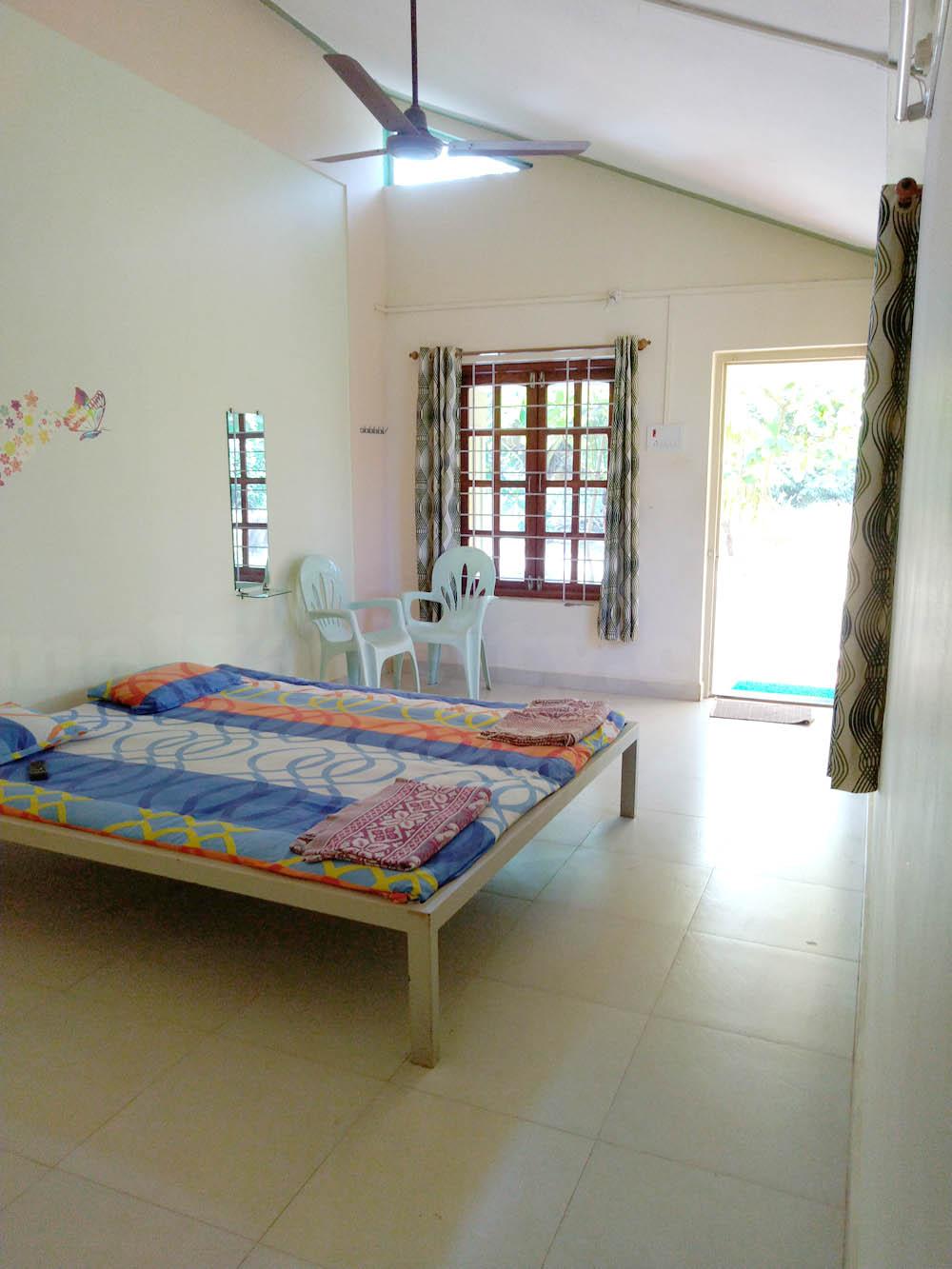 Aditya Beach Resort - Non Ac Room In Tondavali