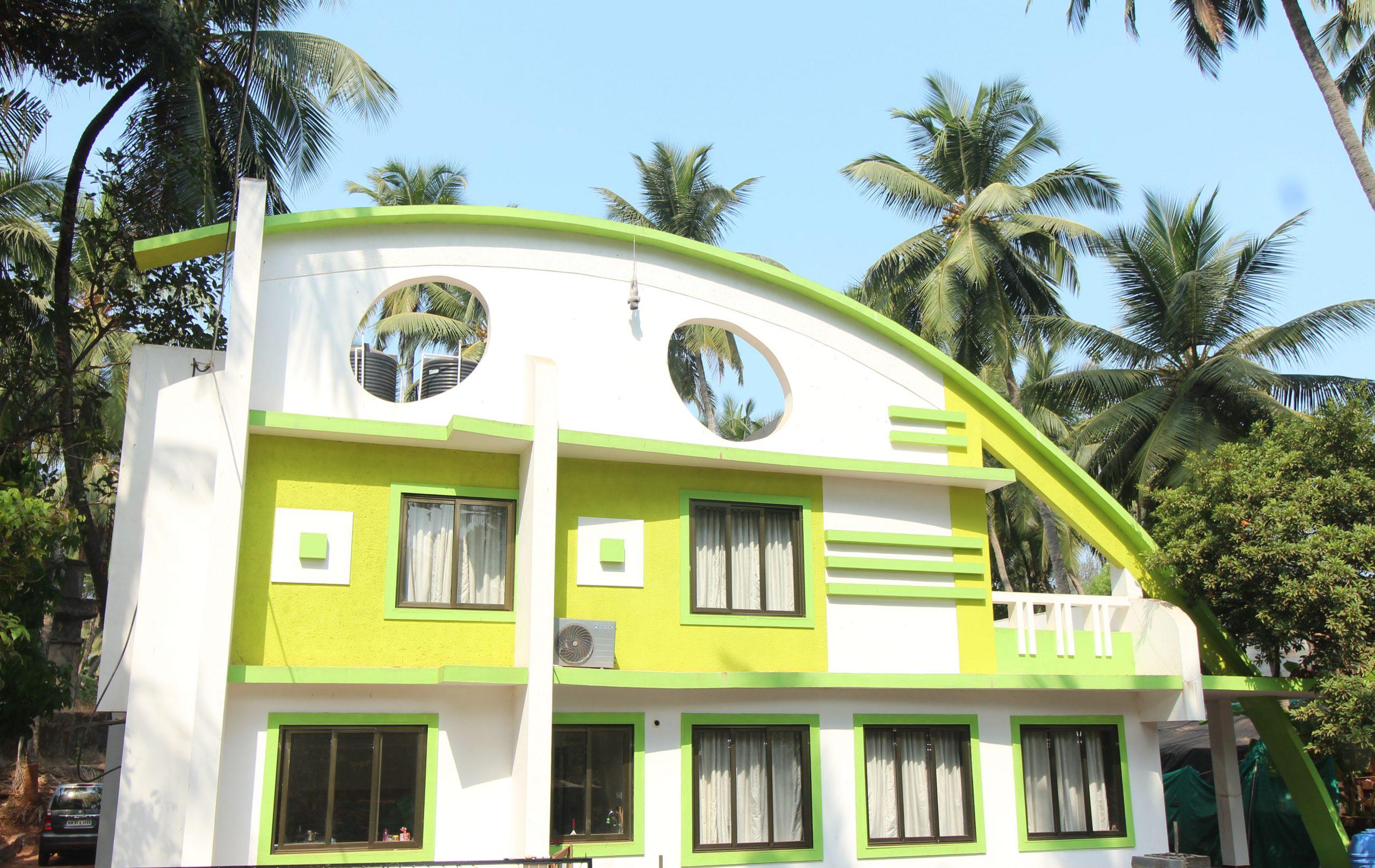 Green Arc - Ac Hotel In Malvan