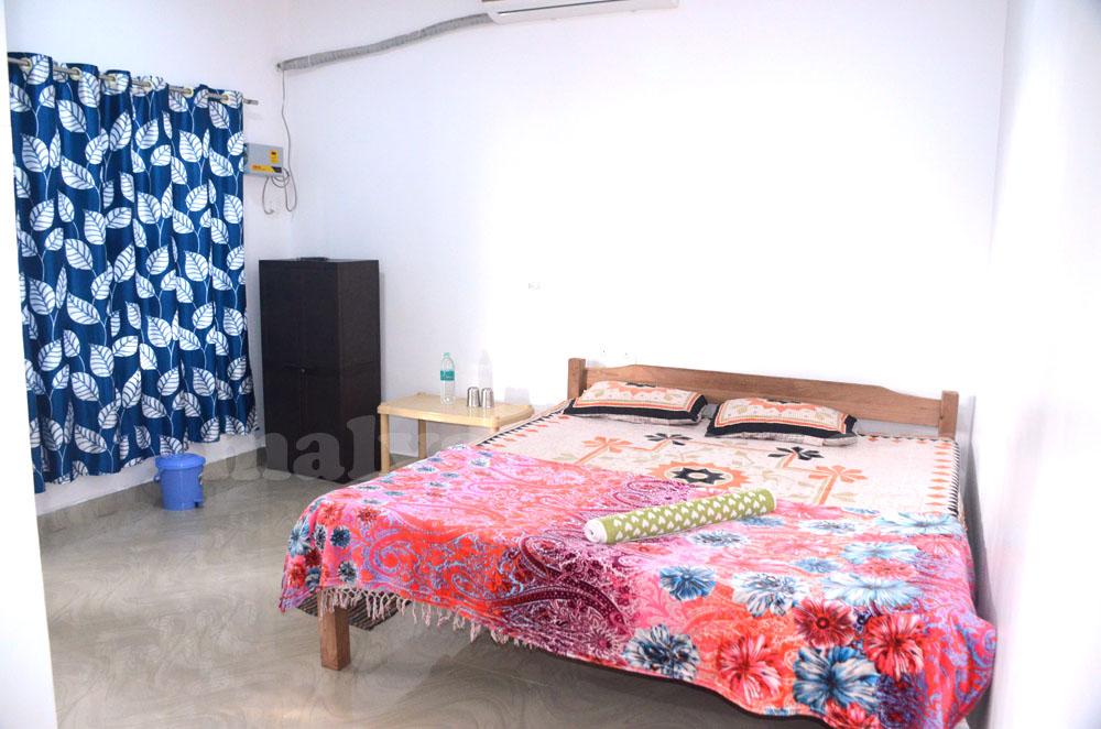 Morning Star Devbag Beach Niwas - Budget Ac Room In Tarkarli