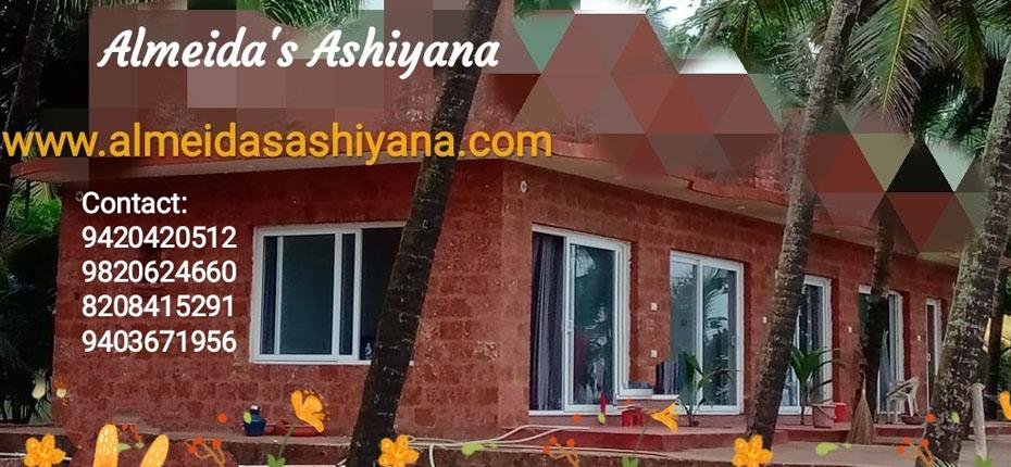 Almeida's Ashiyana