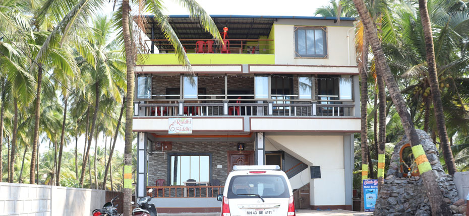 Riddhi Beach Holiday Home
