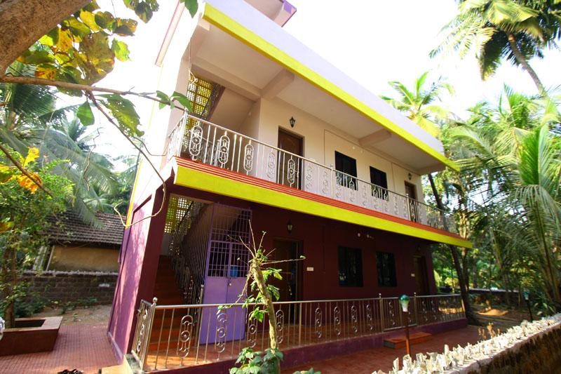 Tender Coconut Home Resort